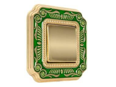 Brass wiring accessories SMALTO ITALIANO FIRENZE