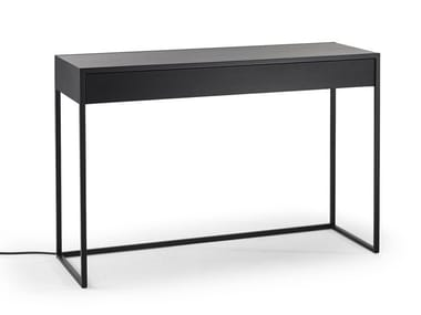 Rectangular console table with drawers SMART | Console table