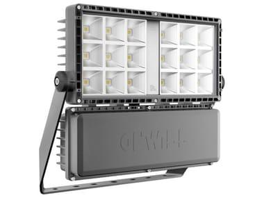 Proiettore per esterno a LED in alluminio pressofuso SMART [PRO] 2.0