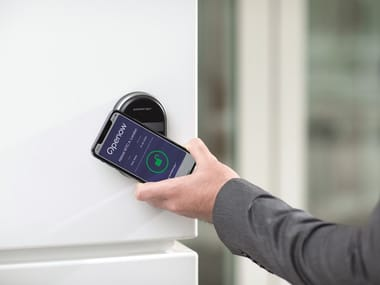 App for automatic access control SMARTAIR™ OPENOW