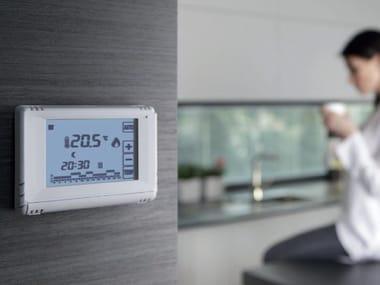 Metal Heat regulation and hygrometric control SMARTY