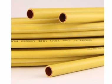 Pipes for domestic gas networks SMISOL® Gas