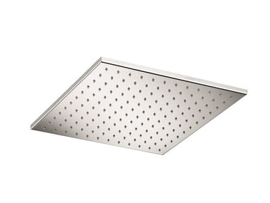 Tête de douche à effet pluie en acier inoxydable SO608 | Tête de douche
