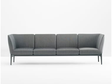Sectional modular leisure sofa SOCIAL DSO_4AALL