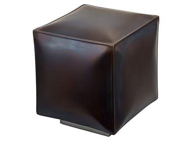 Pouf quadrato in ferro SOFT IRON 03