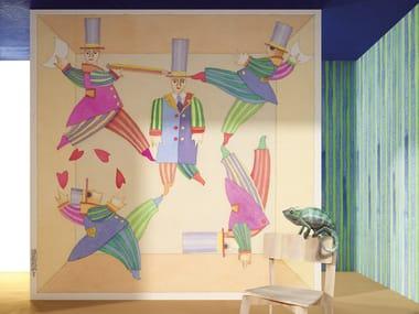 Ecological wallpaper SOGNI E FAVOLE