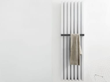 Vertical wall-mounted decorative radiator SOHO BATHROOM