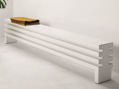 Bench hot-water radiator SOHO | Bench radiator
