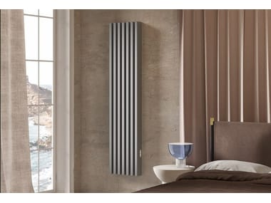 Electric vertical wall-mounted decorative radiator SOHO ELECTRICAL