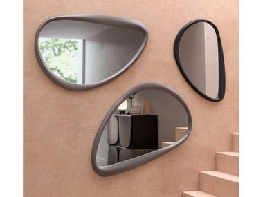 Espelho moldurado de parede SOHO