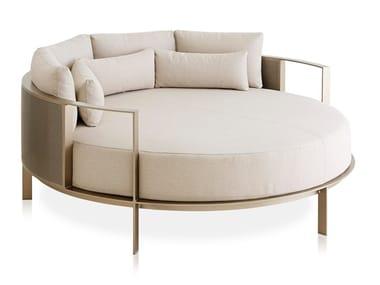 Round fabric garden bed SOLANAS | Garden bed