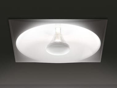 LED recessed ceiling lamp SOLAR