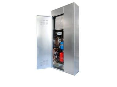 Modulo idraulico solo riscaldamento con due zone dirette SOLAR BOX LE SOLO RISCALD.   2 DIR