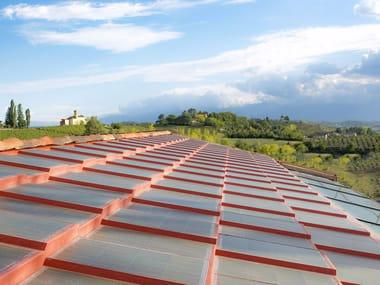 Photovoltaic roof tile SOLARTEG® GTFV100