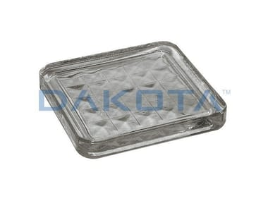 Glass thick plate SOLID GLASS BLOCK PLATE