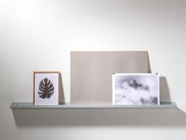Steel sheet wall shelf SOLID WALL SHELF #04