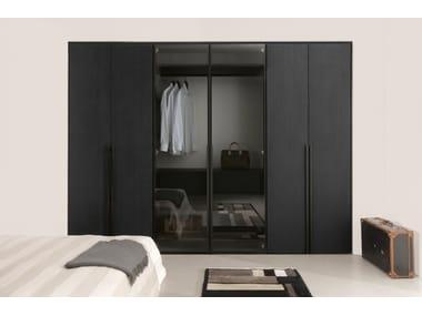 Cabina armadio in legno SOLO | Cabina armadio