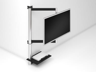 Wall mounted stand SOLUTION - ART112 | Stand