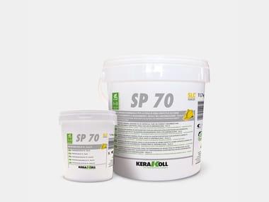 Adesivo organico minerale SP 70