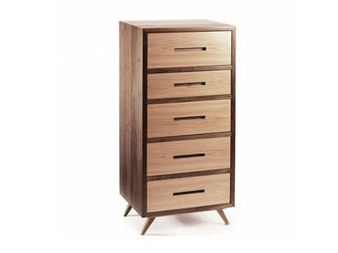 Wooden chest of drawers SPACE | Chest of drawers