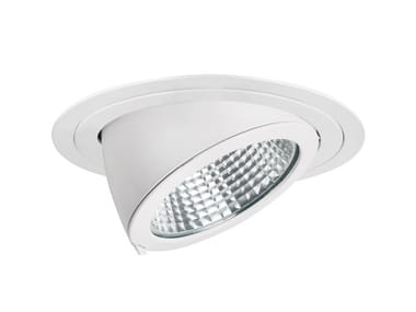 LED adjustable recessed spotlight SPARK LED