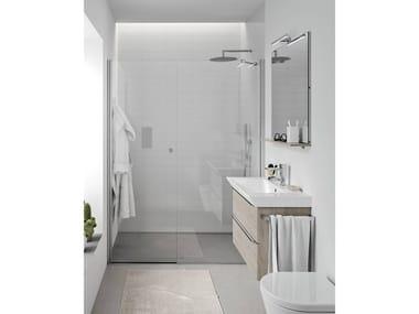 Mobili bagno con specchio SPAZIA 01