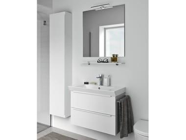 Mobili bagno con specchio SPAZIA 02
