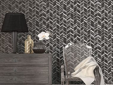 Tapeten Aus Vinyl Mit Metallic Effekt Archiproducts