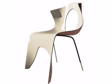 Glass-fibre chair SPECTRA