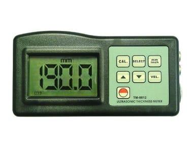 Spessimetro digitale per materiali ad ultrasuoni SPESSIMETRO DIGITALE