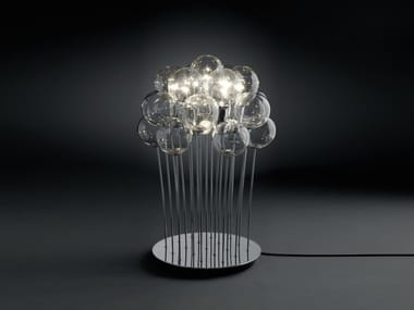 Halogen table lamp SPHERE | Table lamp