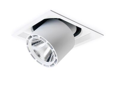LED adjustable recessed spotlight SPOTTONE