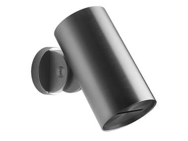 Adjustable steel waterfall shower SPOTWATER | Waterfall shower