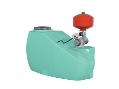Serbatoio per sottoscala con mensola in polietilene SPS 1000 R ATC