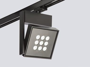 LED aluminium Track-Light SQUARE | Track-Light