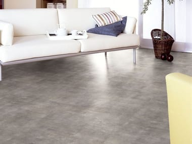 PVC flooring with stone effect ST 220