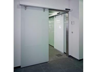 Glass sliding door ST MANET