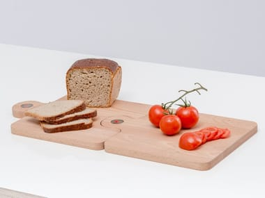 Beech chopping board ST PUZZLE BOARD