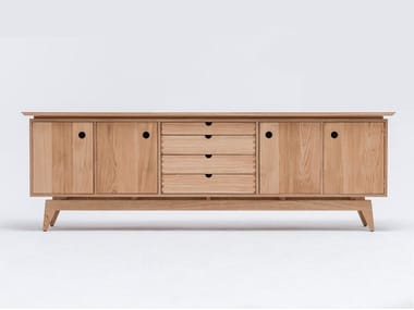 English oak sideboard ST SIDEBOARD