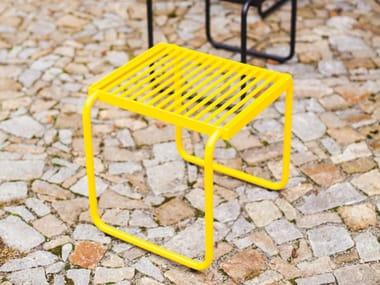 Steel outdoor chair STACK | Steel outdoor chair