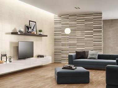 Ceramic wall tiles STAMPA