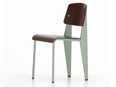 Steel and plastic chair STANDARD SP