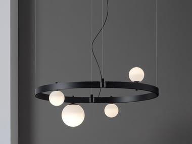 Lampada a sospensione a luce diretta in stile moderno STANT
