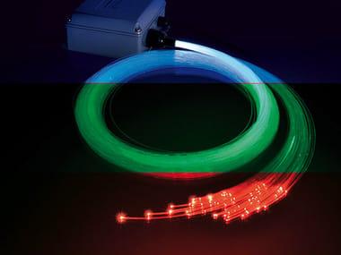 Fibre optic lighting