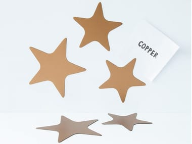 Magnet STARS COPPER