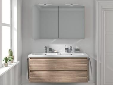 Mobili bagno con specchio START 04