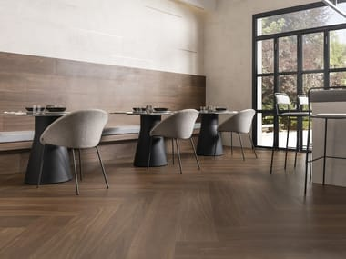 Wall/floor tiles with wood effect STARWOOD NAMIBIA