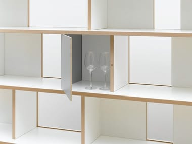 MDF cabinet door STELL FALTTÜR