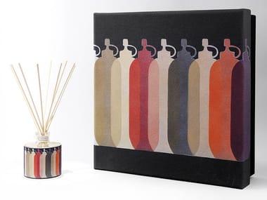 Natural stone Air freshener dispenser STELLA POLARE Premium - Tabacco e Agrumi