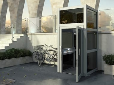 Platform lift for small height differences STEPPY PLUS